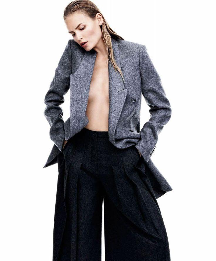 Harper's Bazaar US September 2014