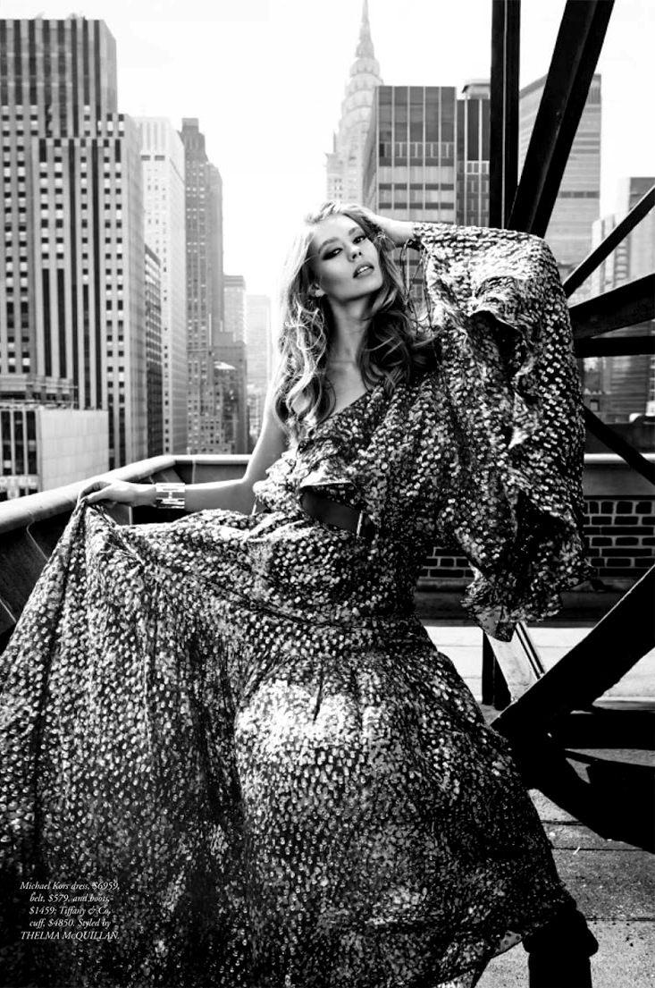 Harper's Bazaar Australia September 2014