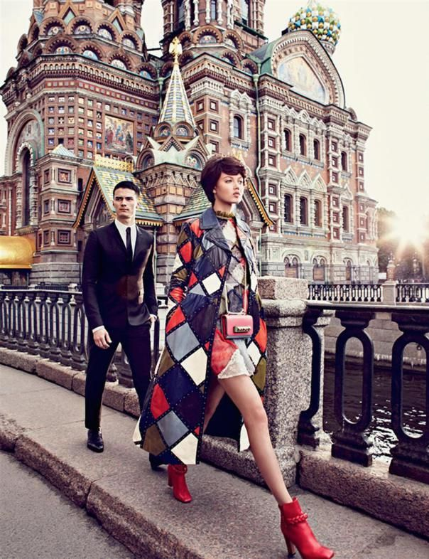 Vogue Russia September 2014