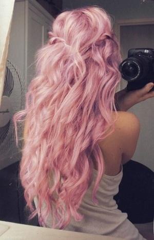 Pastel Pink Las
