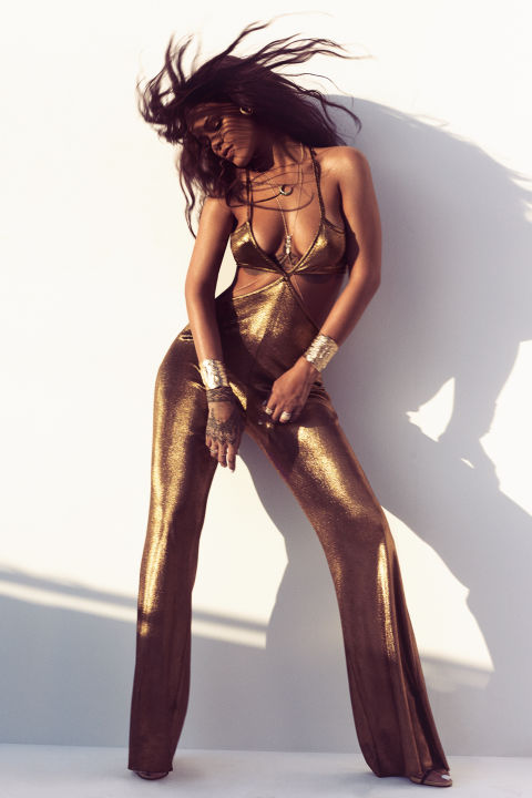 Rihanna Killer Fashion ellekae