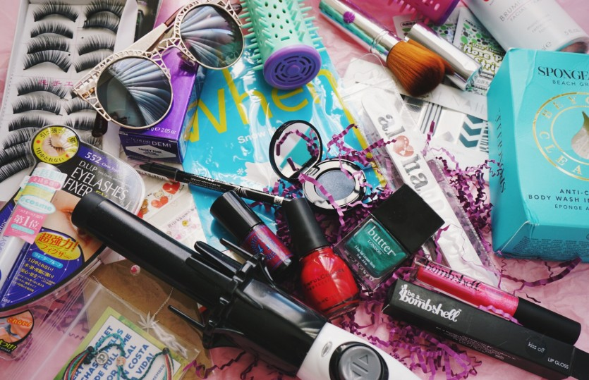 WIN this Deluxe Beauty Box!! GIVEAWAY
