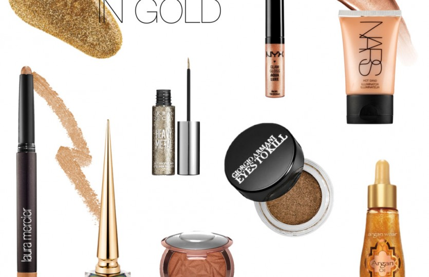 Lust List: Dripping in Gold