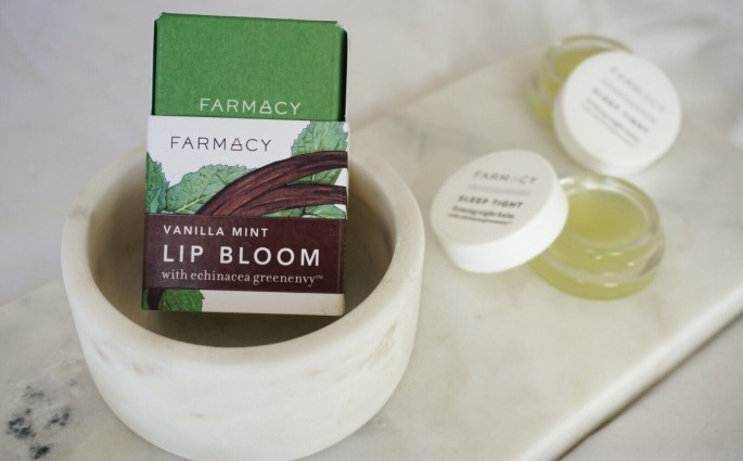 Farmacy ElleKae Battle of the Lip Balms