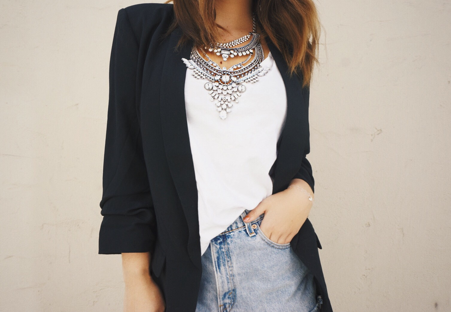 ElleKae Business Casual Boyfriend Blazer