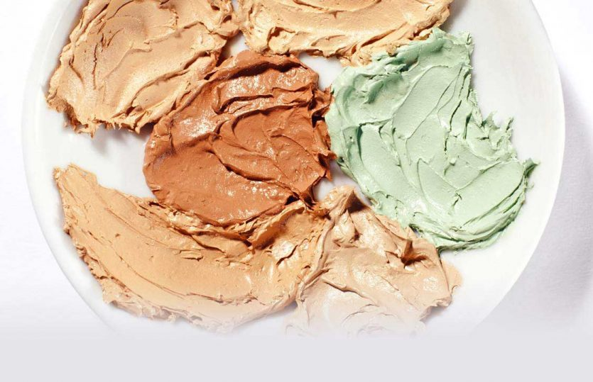 My Color Correcting Foundation Routine