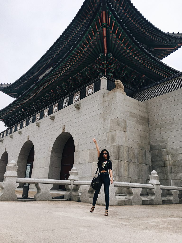 Seoul Travel Vlog Ellekae
