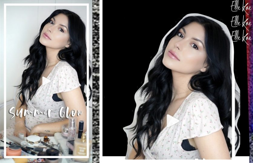 Summer Glow Makeup Tutorial | IGTV