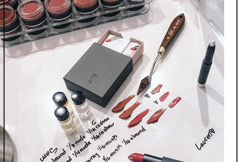 Lauren Tries Customized Lipstick at the Lip Lab by Bite Beauty